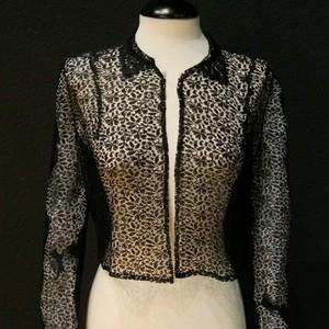 Blusa de encaje para señorita #B3401