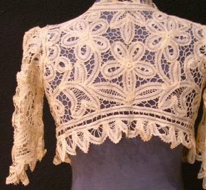 Cuerpo vestido para señorita #B1101
