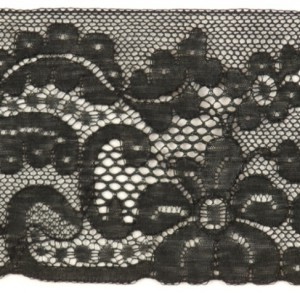 Tira de encaje de Barcelona en dos piezas 1.050 x 8,5 cm #A1931